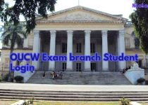 OUCW Exam branch student login