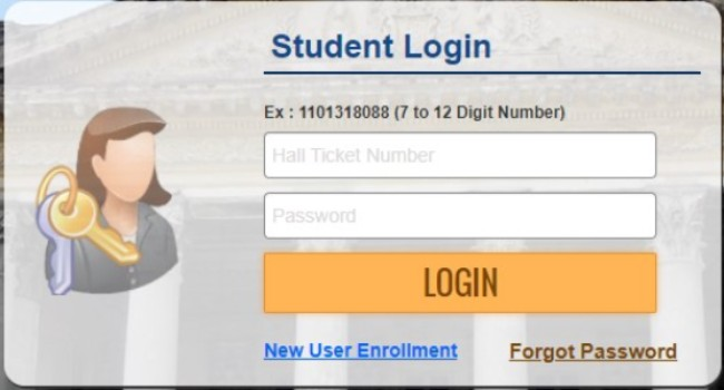 OUCW Student Login